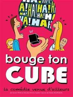 affiche bouge ton cube